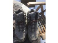 Youths outdoor boots.