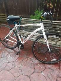 Hybrid bike excellent condition