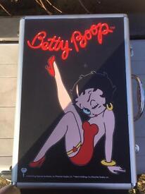 Betty Boop Mini Case