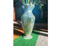 Lovely Torquise Vase