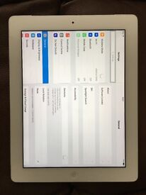 iPad wifi + sim (unlocked)