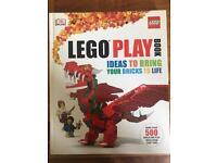 Lego Play Hardback Book New