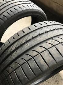 Pair of GOODYEAR Eagle 245/35 R19