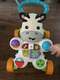 Fisher Price baby walker £15