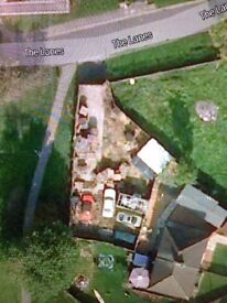 SECURE open-air LAND for rent aprox half acre of land just 80/PW