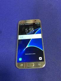 Samsung s7, 32 GiG Unlocked,