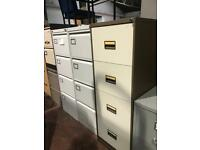 4 Draw Filing Cabinets