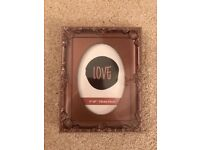 Picture frame, new, for free