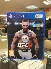 PS4 Game - UFC 3