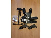 Stabilizer vest and Flycam 5000