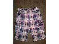 Cargo Shorts - Age 15