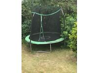 FREE trampoline 8ft