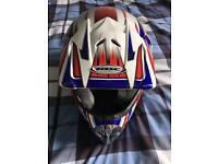 KBC Motocross Youths Helmet (47-48cm)