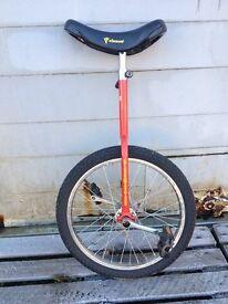 """Viscount Ringmaster 20"""" Wheeled Unicycle"""