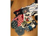 Baby boys 3-6 Months bundle