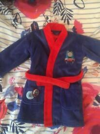 Age 2/3 Thomas Dressing gown