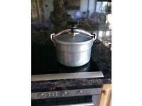 Large Tefal Pressure Cooker