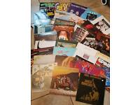 Job lot of Vinyl Lps Records x 33 - Pop, Rock, Soul, Motown, Jazz at