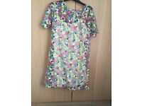 Brand new with tags pink soda sequin shift dress