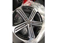 "Volkswagen alloys 19"""