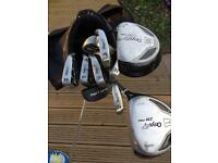 Golf Clubs (Onyx) Ideal for beginners