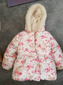 Mothercare coat 9-12 months