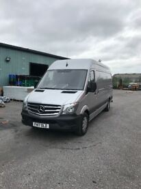 Mercedes Sprinter PREMIUM EDITION (LWB)
