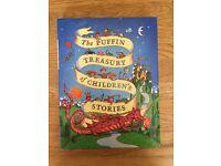 The Puffin Treasury of Children's Stories (hardback)