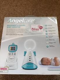 Angel care baby monitor