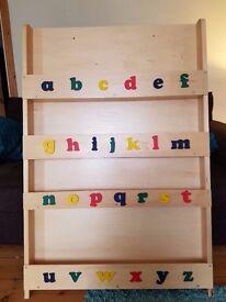 Children's bookcase.