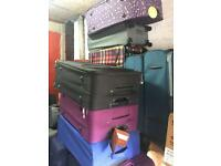 Luggage suitcases for sale