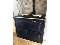 AGA - oil fired 2 Oven