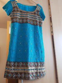 Womens patiala suit indian wear