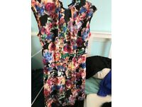 Warehouse Playsuit Size 10
