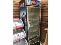 Walls ice cream freezer and Pepsi max fridge all working fine