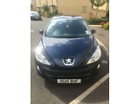 Peugot 308 for sale. Available now Good Condition