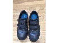 Excellent condition Boys Clark's School Shoes Size 1 F