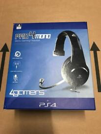 PRO4MONO Headset 20 FOR £££65.00