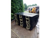 Job lot Outrigger/ Jack / Weight distribution pad 2ft square tested to 22 tonne