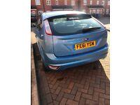 Ford Focus, Sport 1.6, Petrol, AUTOMATIC, 5 Door, Sat Nav, 61 Reg