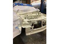 Vauxhall nova mk1 3 door shell/project