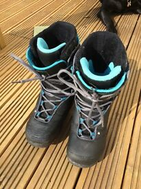 Ride Deuce Series Snowboard Boots UK SIZE 9