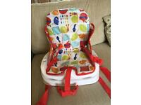Mamas & Papas Travel Booster Seat