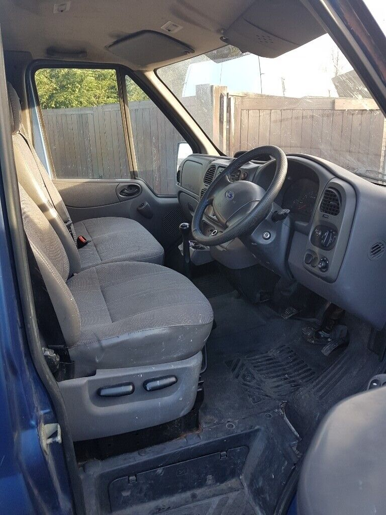 157f169694 Van Ford transit