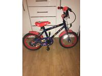 """BRAND NEW HORRID HENRY 14"""" BIKE, seat has a little nick in it otherwise BRAND NEW"""