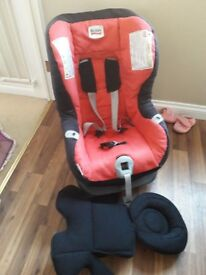 Britax car seat up to 18kg