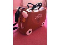 Gruffalo Trunki kids suitcase