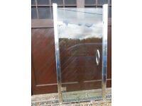 FREE - Second-hand Shower Door and frame complete with fixings