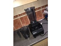 Vitamix juice/food blender