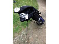 Childerns golf set - no putter